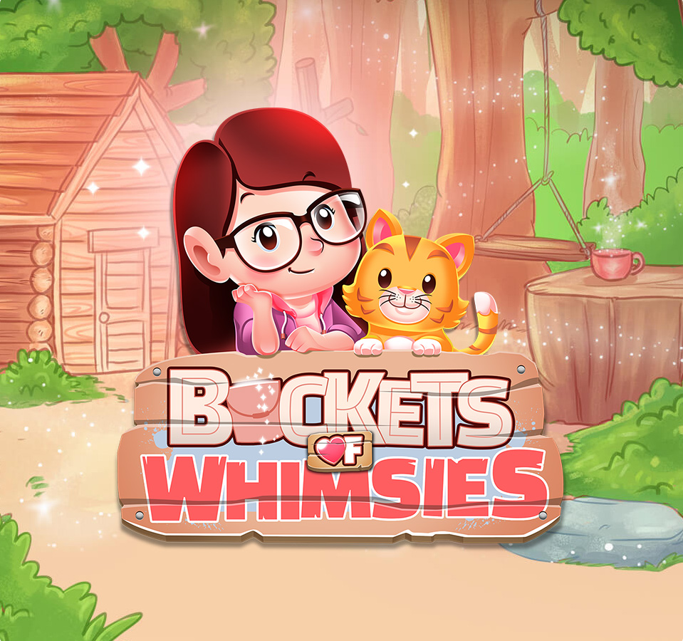 Buckets of Whimsies Web Design