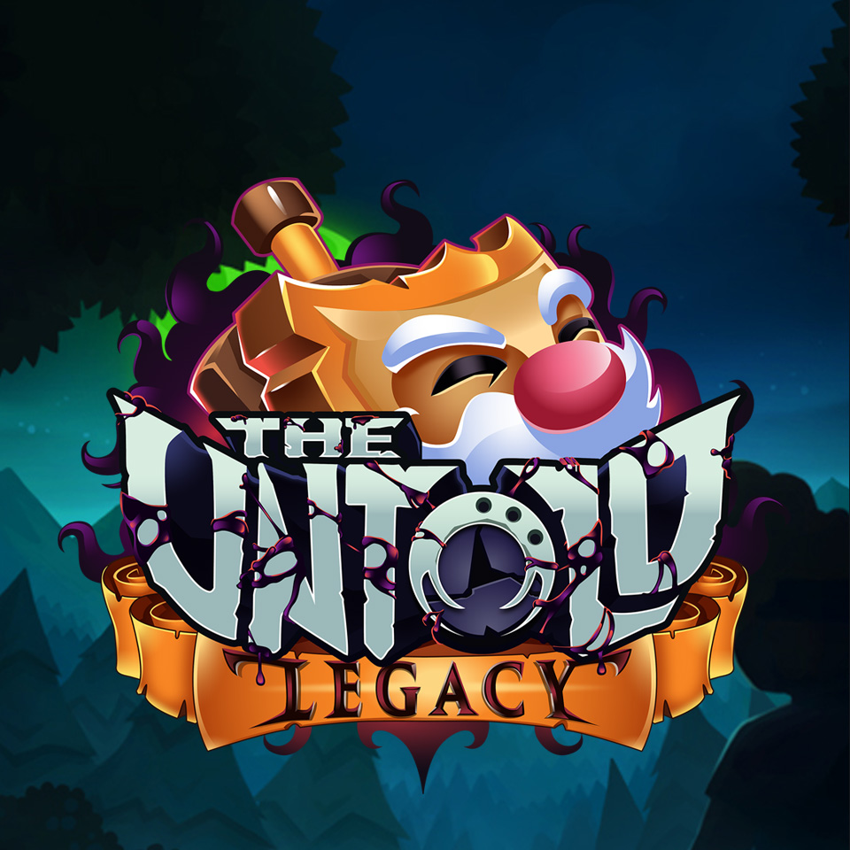 The Untold Legacy Logo Design